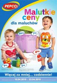 3acd9388e8 Gazetka Pepco oferta handlowa 2015.04.10 do 2015.04.24 odzież niemowlęca  dziecięca młodzieżowa i damska - tuGAZETKA.pl