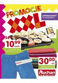 12 do 18 lutego 2015 oferta handlowa Auchan