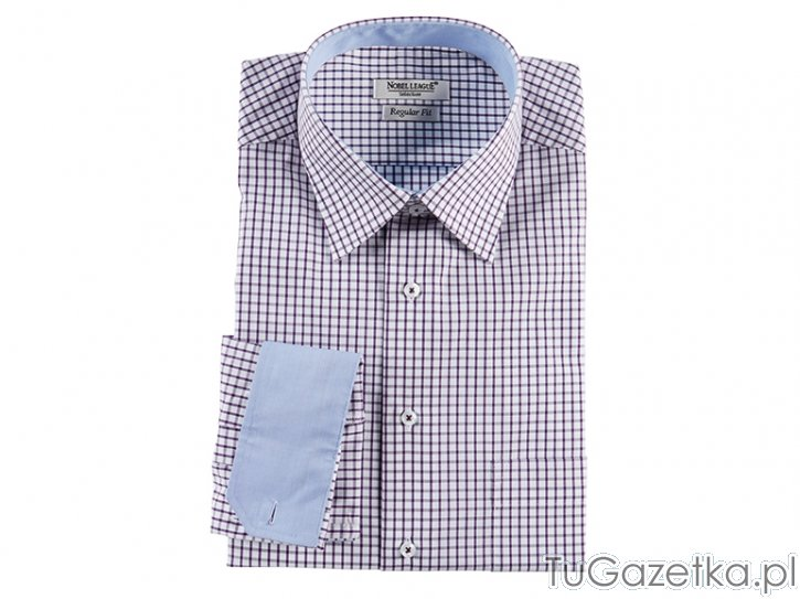Koszula męska Nobel League Lidl, Moda, odzież tuGAZETKA.pl  Zt7nU