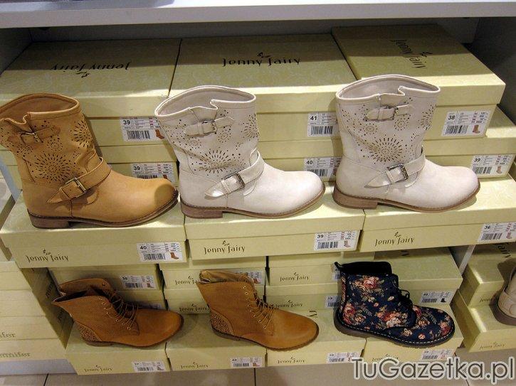 6f8c035f429aa ... Wiosenna kolekcja obuwia damskiego. Botki