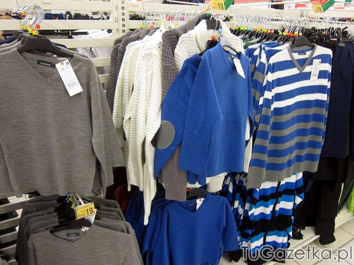 Długi płaszcz pikowany Auchan, Moda, odzież tuGAZETKA.pl