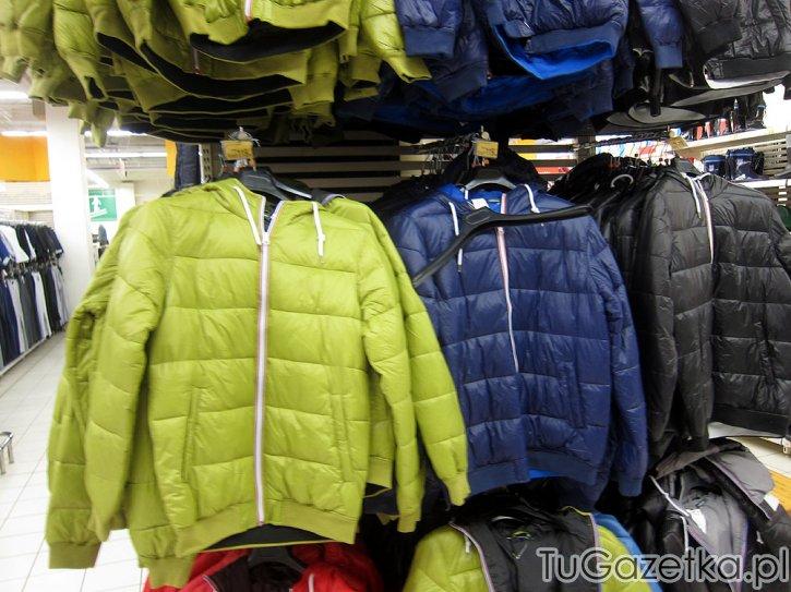 Kurtka pikowana męska Auchan, Moda, odzież tuGAZETKA.pl