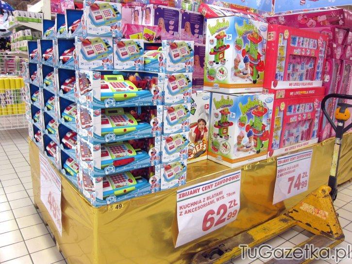 Kasa Fiskalna Dziecieca Auchan Zabawki Dla Dzieci Tugazetka Pl