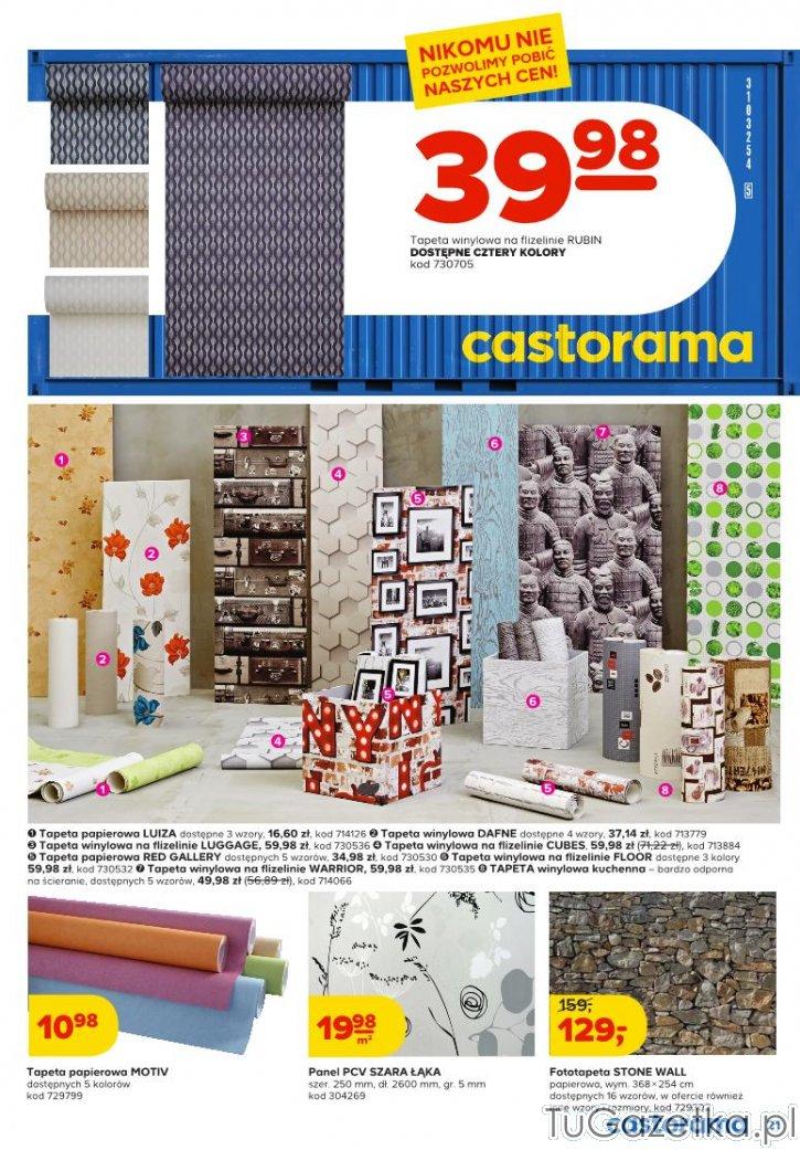 Gazetka Castorama Strona 22 Castorama łazienka Tugazetkapl