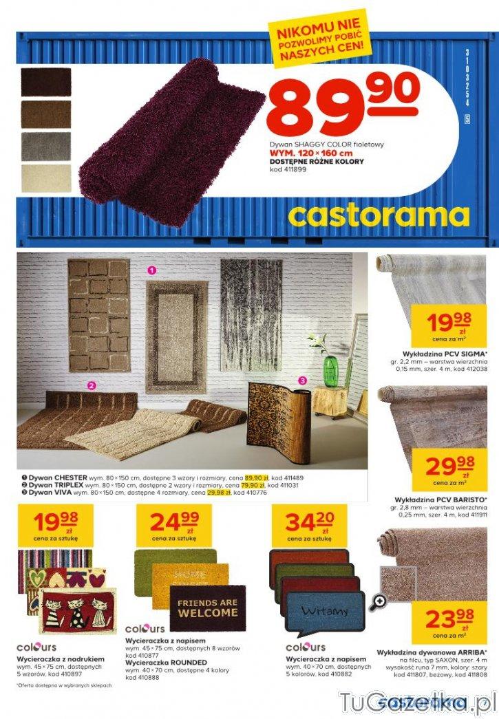 Dywany Z Castoramy Castorama Wystrój Wnętrz Wyposażenie