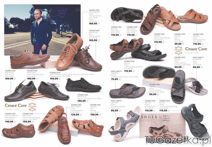 gazetka ccc buty męskie