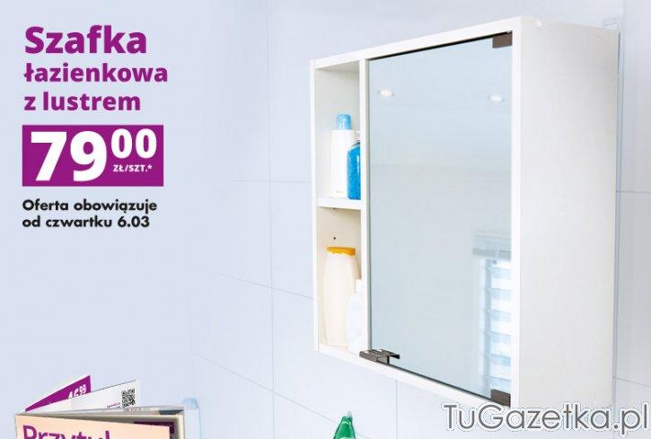 Szafka łazienkowa Biedronka Meble Tugazetkapl
