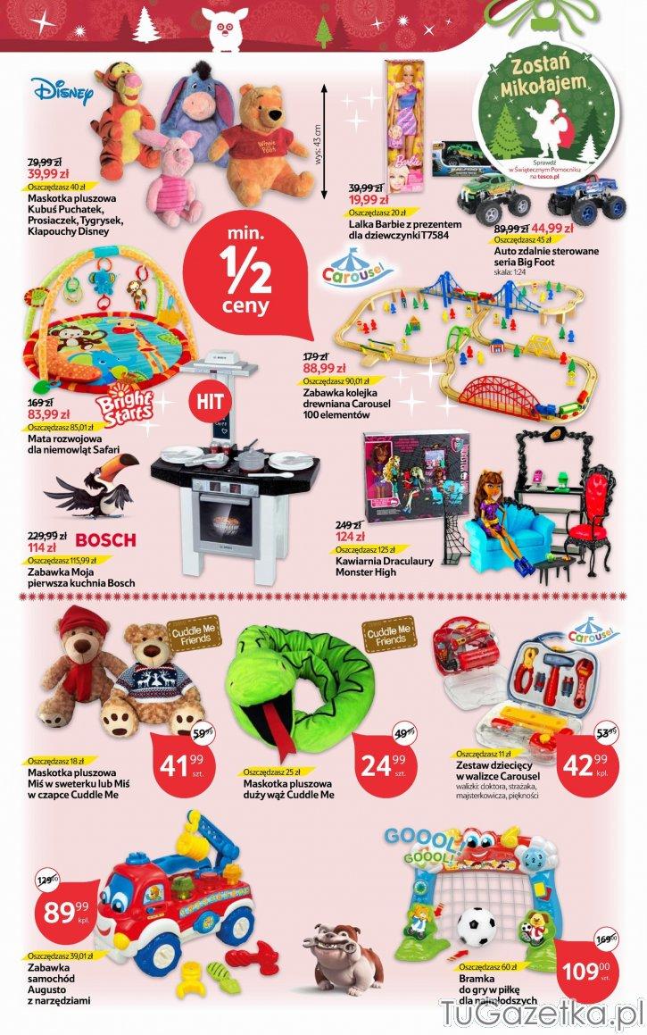 Pluszaki Maskotki Zabawki Tesco Zabawki Dla Dzieci Tugazetka Pl