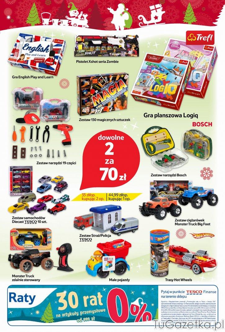 Atrakcyjne Promocje Na Prezenty Tesco Zabawki Dla Dzieci