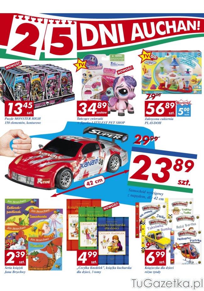 Gazetka Auchan dla dzieci Auchan, Dla dzieci  tuGAZETKA pl