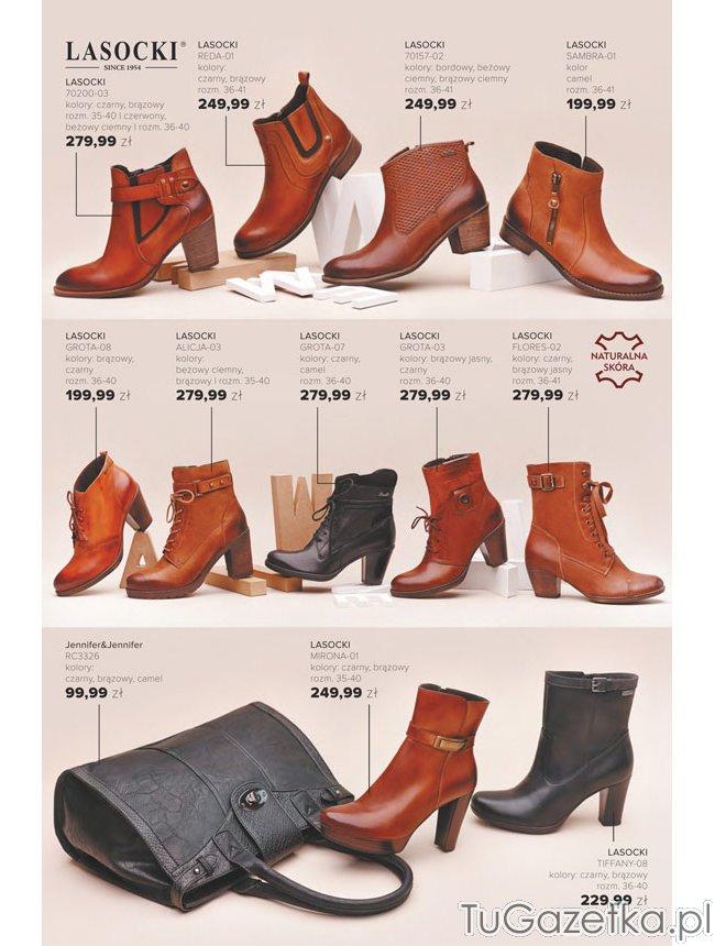 072911c7 Kolekcja obuwia Lasocki jesień 2013 CCC, Obuwie i galanteria - tuGAZETKA.pl