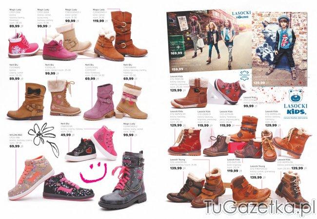 Buty dziecięce jesienne sportowe CCC, Obuwie i galanteria
