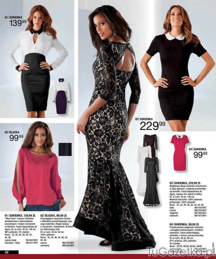 b9b20425123 Sukienka wieczorowa Bonprix, Moda, odzież - tuGAZETKA.pl