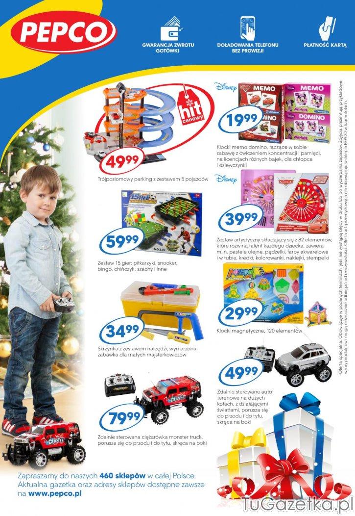 Zabawki Pepco Pepco, Dla dzieci tuGAZETKA.pl