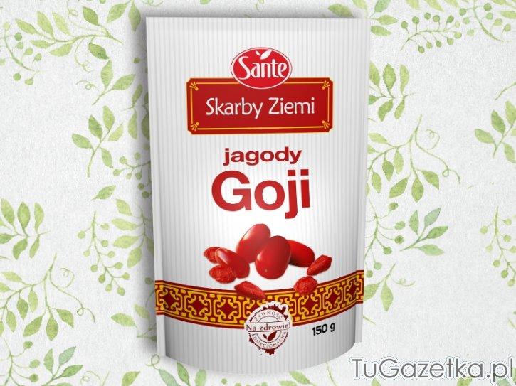 Jagody goji marki sante lidl artykuy spoywcze for Jagody goji w tabletkach