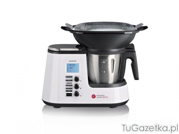 Wielofunkcyjne urz dzenie lidl kuchnia - Robot de cuisine qui cuit ...