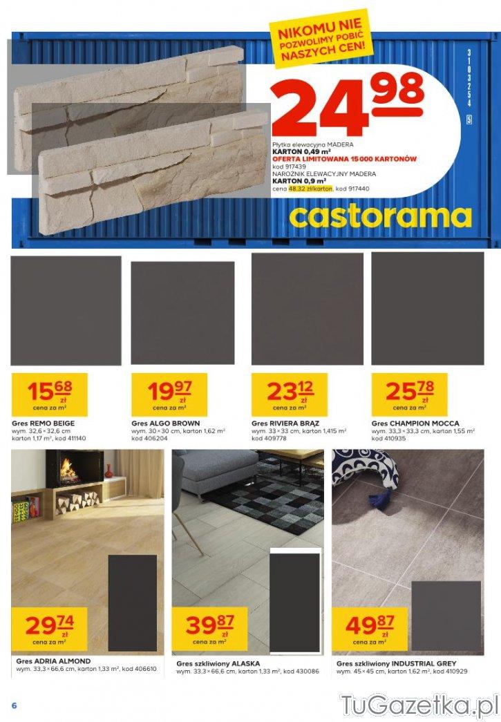 Gres Drewnopodobny Castorama 0425