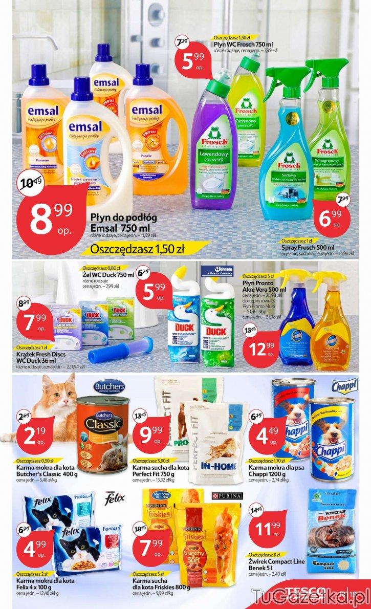 Gazetka Tesco strona 19 Tesco, Kuchnia  tuGAZETKA pl