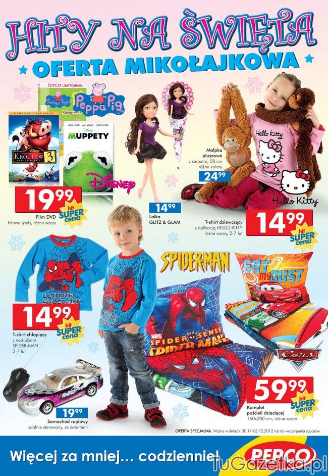 91d03a16a241af Gazetka Pepco promocje od 2012.11.30 do 5 grudzień ubrania dla dziecka,  pomysł na prezenty dla dzieci - tuGAZETKA.pl