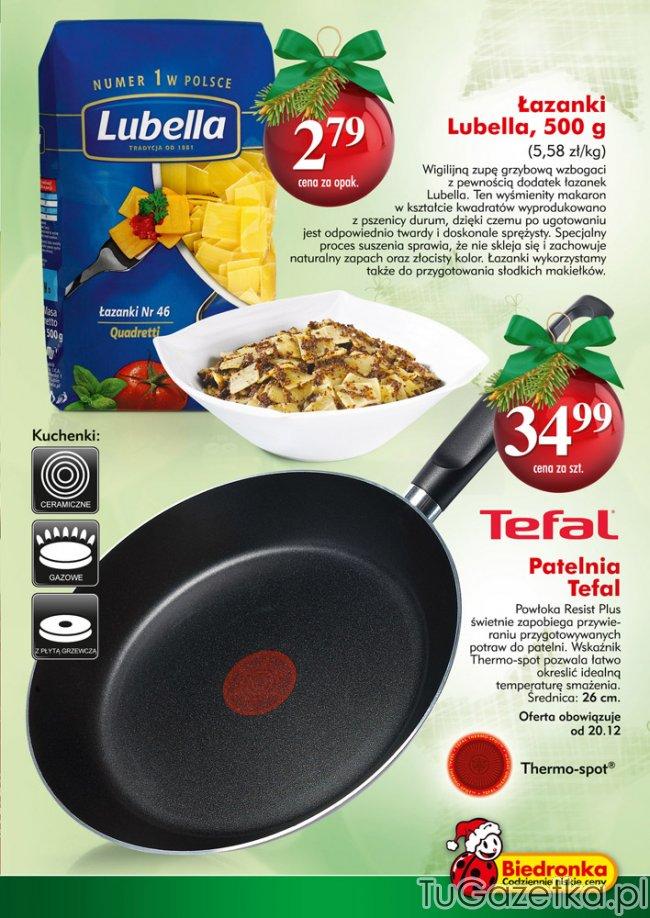 Patelnia Tefal Biedronka, Kuchnia  tuGAZETKA pl -> Kuchnia Tefal Biedronka