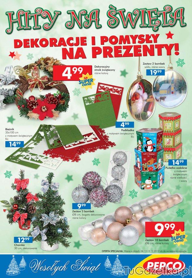 d1418c7537b680 Dekoracje i pomysł na prezenty Pepco, Swięta, choinka, Mikołaj,  okolicznościowy - tuGAZETKA.pl