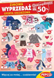 122bb3dc90e42 Gazetka Pepco promocje od 2013.01.04 do 17 stycznia odzież dziecięca  młodzieżowa, naczynia kuchenne, walizki - tuGAZETKA.pl