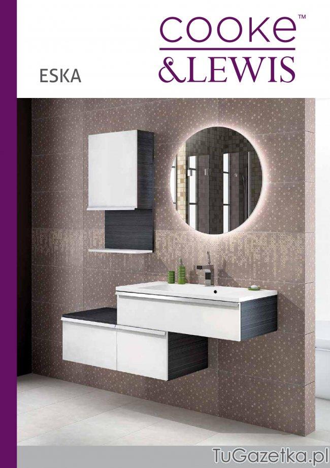 Aranżacja łazienki Castorama Eska Castorama łazienka
