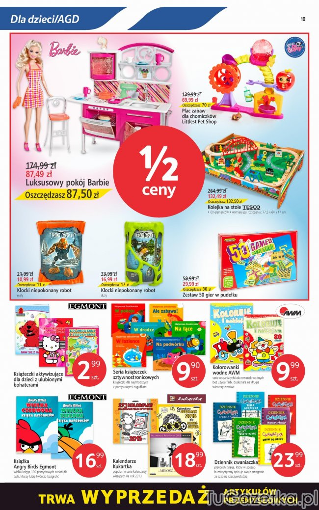 Zabawki Dla Dzieci Tesco Dla Dzieci Tugazetka Pl
