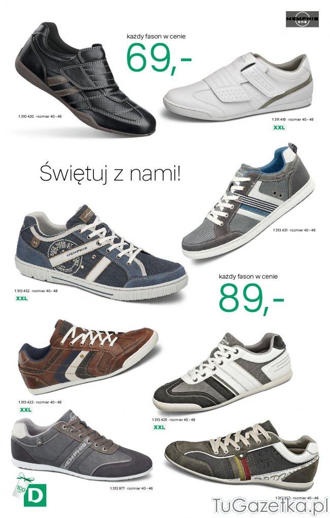 452a94e03c070 Kolekcja męska i młodzieżowa buty sportowe Deichmann, Obuwie i galanteria -  tuGAZETKA.pl
