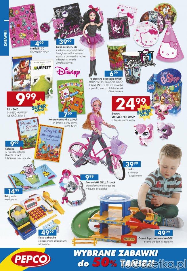 Zabawki dla dzieci Pepco, Dla dzieci tuGAZETKA.pl