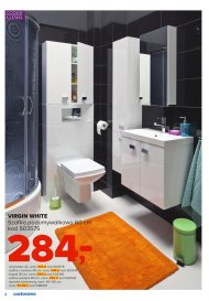 Duża Gazetka Castorama Aranżacje łazienki I Materiały Do