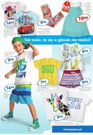 6a972bf1bc Gazetka Pepco oferta handlowa 2015.04.10 do 2015.04.24 odzież ...