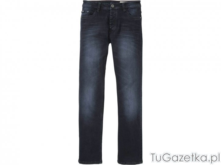 Jeansy slim fit