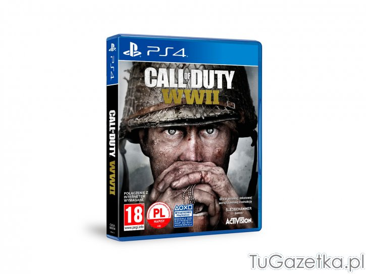 Gra PS4 Call Of