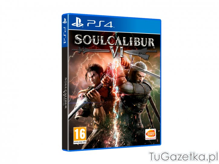 Gra PS4 Soul Calibur