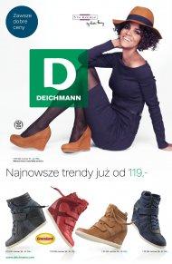 a22d8664 Gazetka Deichmann kolekcja jesień zima 2012 - Obuwie 5Th Avenue, Graceland  i inne