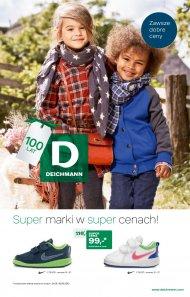 1a99a6e4 Obuwie dziecięce Gazetka Deichmann kolekcja dziecięca jesień zima 2013-2014