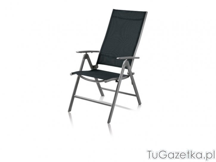 aluminiowy fotel lidl. Black Bedroom Furniture Sets. Home Design Ideas