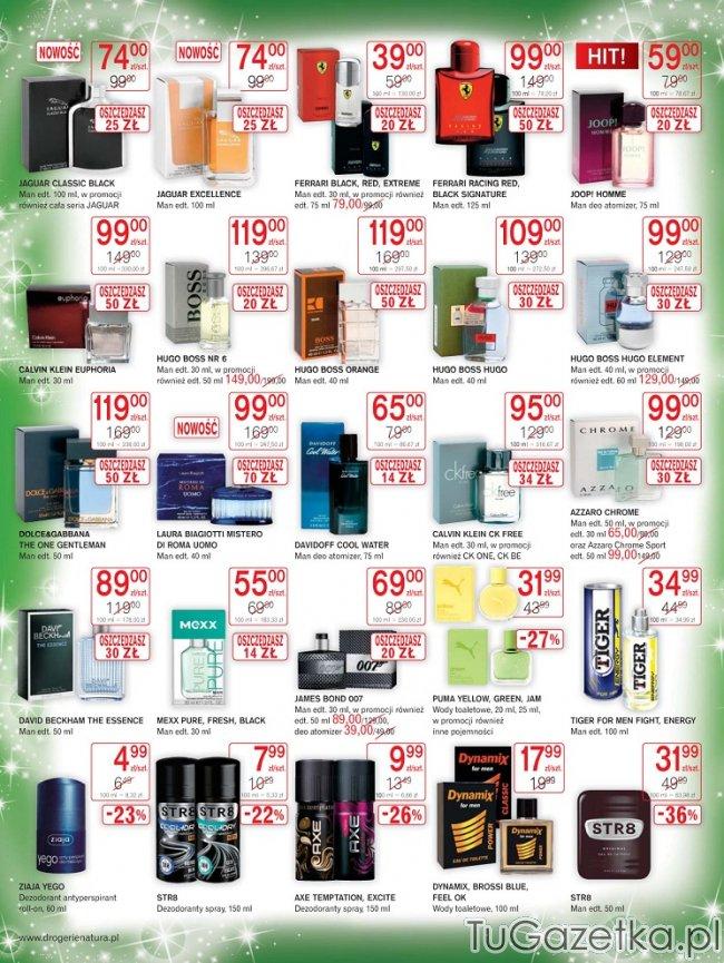 Rossmann perfumy meskie promocje