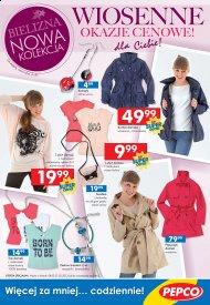Odzież zimowa młodzieżowa damska Pepco, Moda, odzież